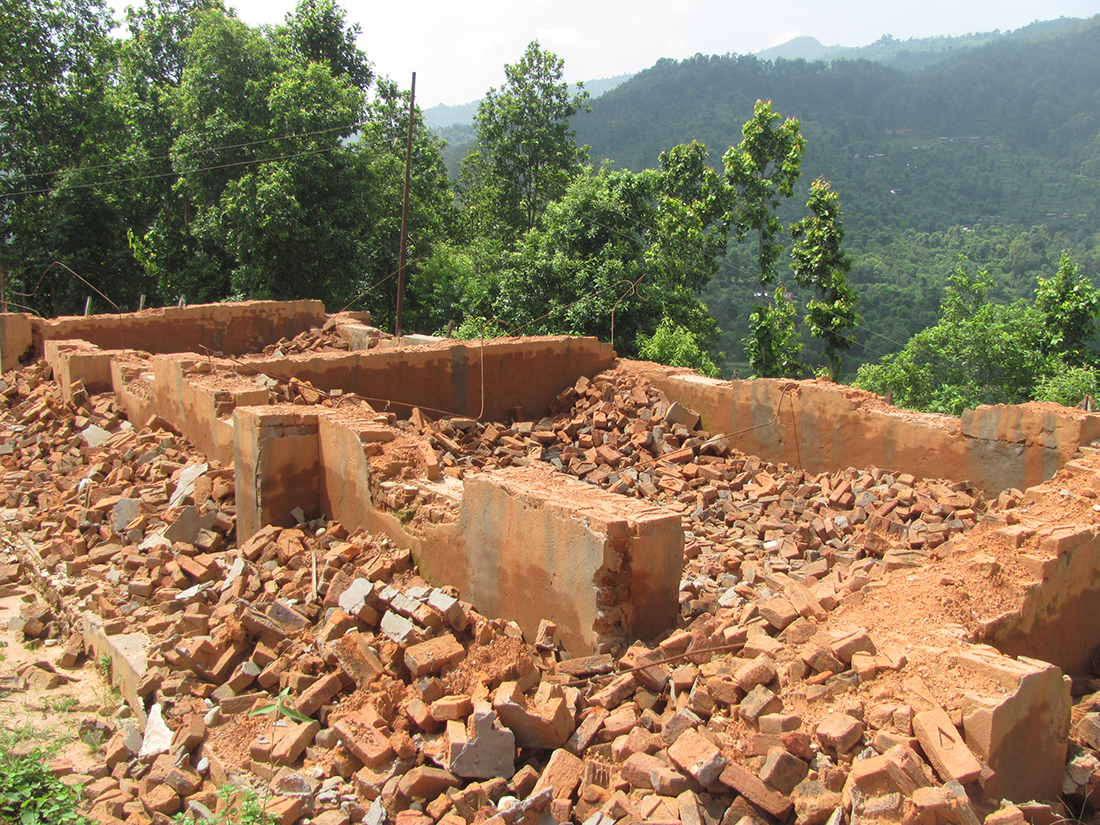 Scoala din Gorkha