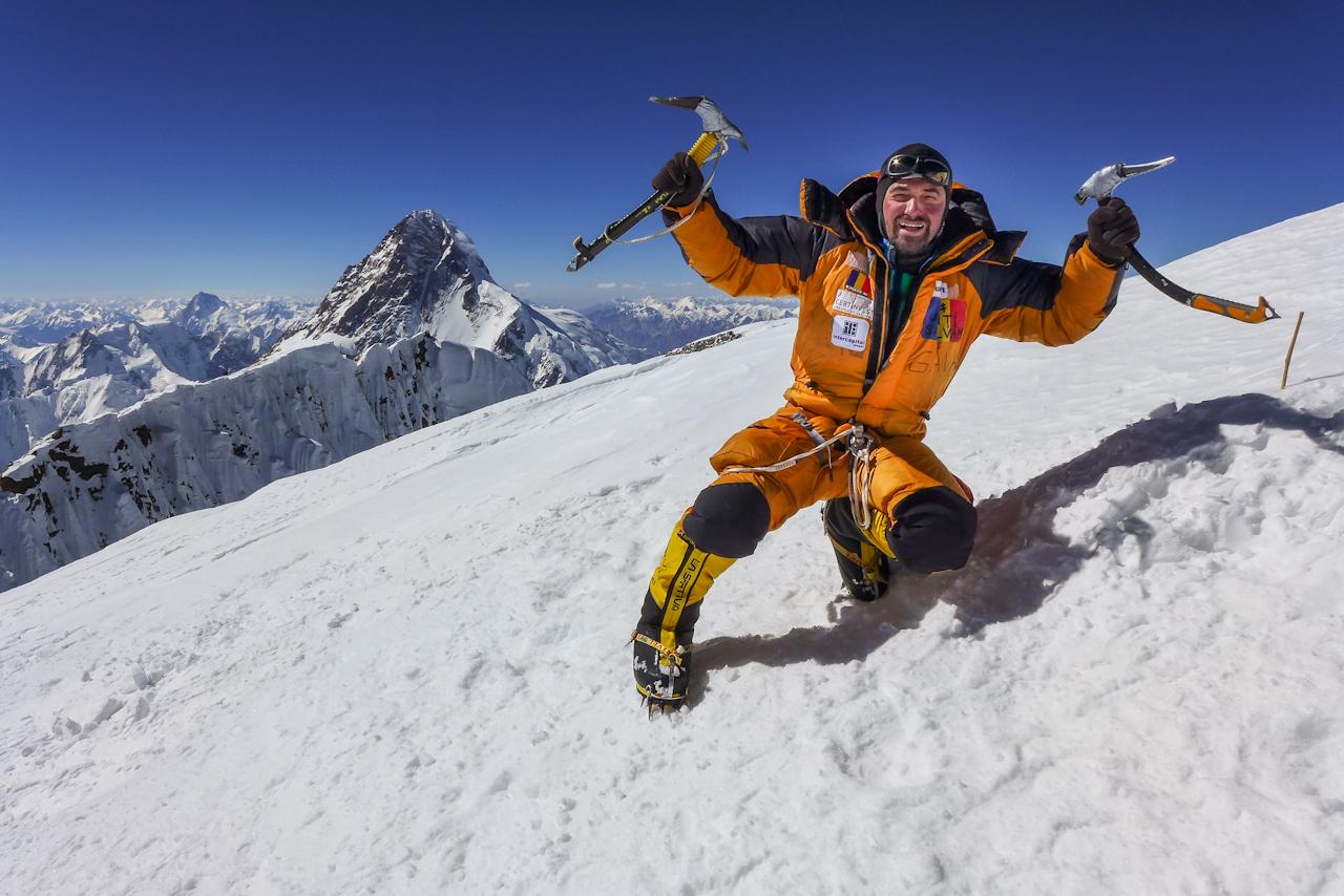Alex Găvan: expediție fără oxigen suplimentar pe Annapurna 1 (8.091m), cel mai periculos munte din lume