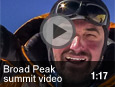Broad Peak(8047m) summit video