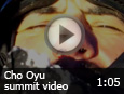 Cho Oyu summit video