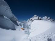 Sherpa tent in C3